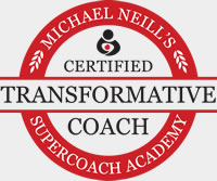 Certified Transformative Coach Badge - Click to find out more!