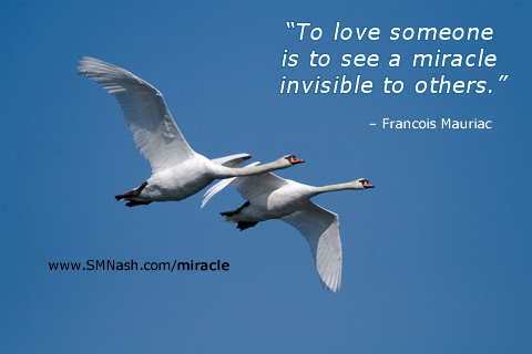 Quote about invisible love | transformative coaching follow-up