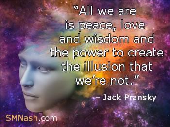 Jack Pransky 3 Principles Quote