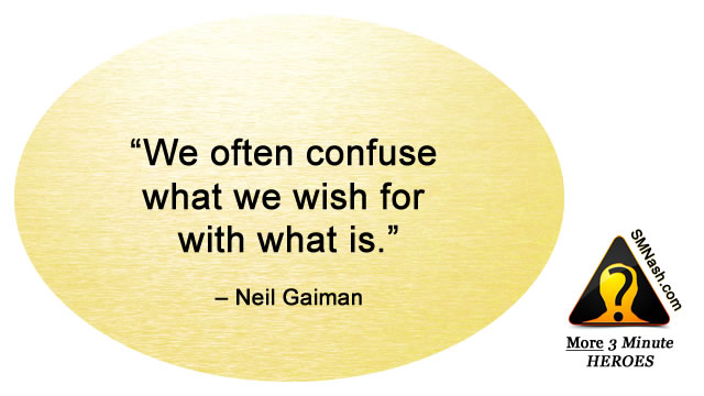Inspirational quote about feeling confused