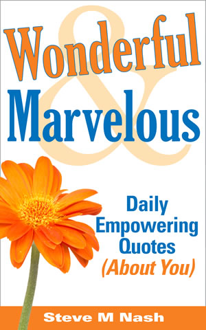 Wonderful and Marvelous - Daily Quotes Book